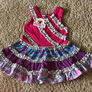 Girls 3T dress NWT